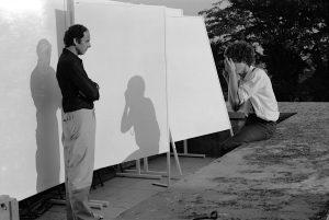 Ralph Gibson et Jean-Marc Lacabe