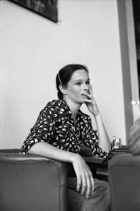 Géraldine Chaplin, Cannes 1977