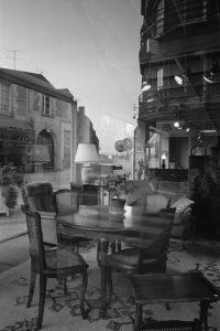Vitrine à Blois
