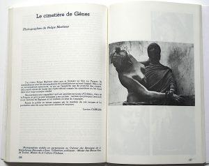 Présentation de Lucien Clergue