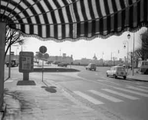 Place de la Résistance à Blois