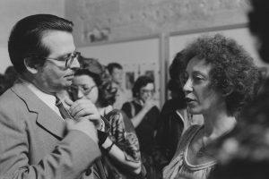 Jean-Claude Lemagny et Eva Rubinstein