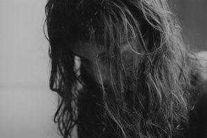Les cheveux de Catherine